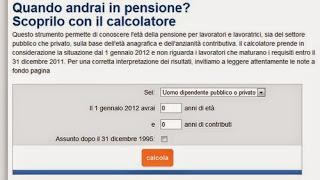 Prepensionamenti: chi potrà andare in pensione anticipata secondo il Governo