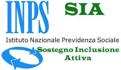 SIA 2017 requisiti social card Sostegno Inclusione Attiva