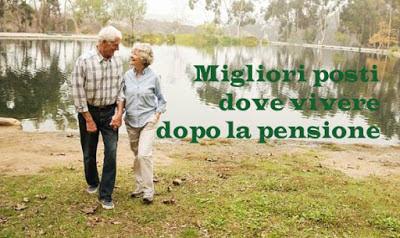 Dove andare a vivere in pensione con 500 euro al mese