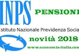 Novità Pensioni dicembre e 2018, età pensionabile, APE, riforma pensioni