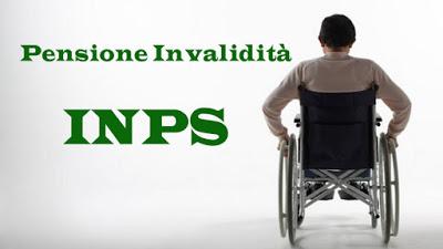 Aumeto pensione invalidità, è necessario presentare domanda?