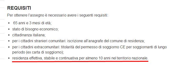 Emejing Requisiti Carta Di Soggiorno Per Stranieri Ideas - Home ...