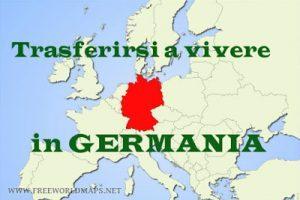 trasferirsi a vivere in germania