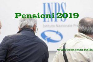 Pensioni 2019: Cosa Cambia? Novità sulle Pensioni del Governo Conte