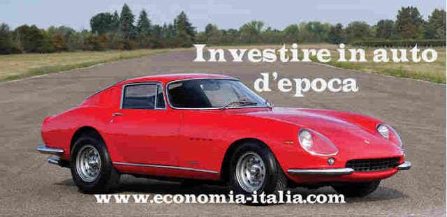 20 Auto d'Epoca su Cui Investire per Guadagnare