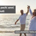 Andare in Pensione con Pochi anni di Contributi nel 2020 - 2021 e 2022
